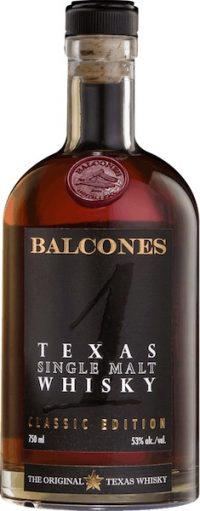 Balcones Texas Single Malt Whiskey 750ml