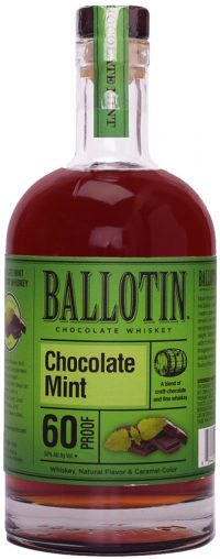 Ballotin Chocolate Mint