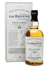 Balvenie 25Yr Single Barrel 750ml