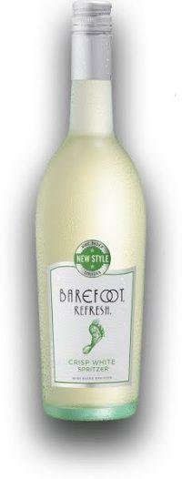 Barefoot Refresh Crisp White Spritzer 750ml