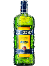 Becherovka Liqueur Czech Republic Original 750ml Bottle