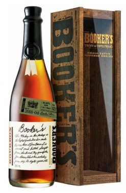 Bookers Bourbon Whisky 750ml