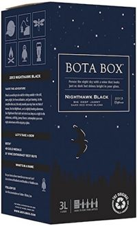 Bota Box Nighthawk Red Blend