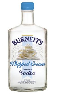 Burnett's Whipped Cream Vodka