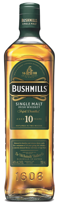 Bushmills Single Malt 10Yr