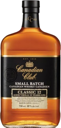 CANADIAN CLUB SM BATCH CLASSIC 80 1.75L
