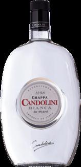 CANDOLINI GRAPPA BIANCA 1.0L Spirits CORDIALS LIQUEURS