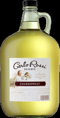 CARLO ROSSI CHARDONNAY 3L_3.0L_Wine_WHITE WINE