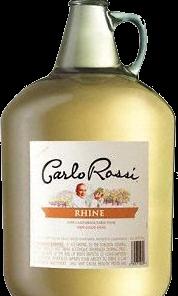CARLO ROSSI RHINE 3L_3.0L_Wine_WHITE WINE