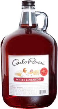 CARLO ROSSI WHITE ZIN 3L_3.0L_Wine_ROSE & BLUSH WINE