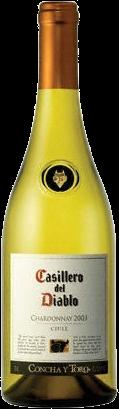 CASILLERO DEL DIABLO CHARD 750ML Wine WHITE WINE