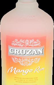 CRUZAN RUM MANGO 42 1.75L