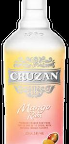 CRUZAN RUM MANGO 42
