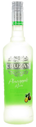 CRUZAN RUM PINEAPPLE 42
