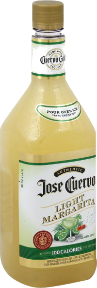 CUERVO AUTH LIGHT MARGARITA 1.75L Spirits READY TO DRINK