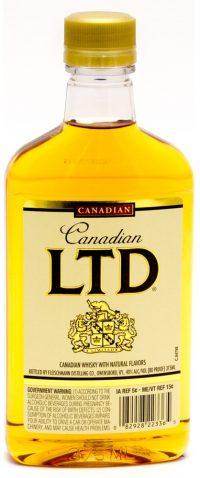 Canadian Ltd Whisky 375ml