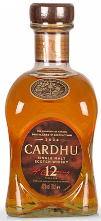 Cardhu Smart 12 Yr 750ml