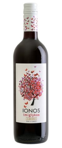 Cavino Ionos Dry Red Wine