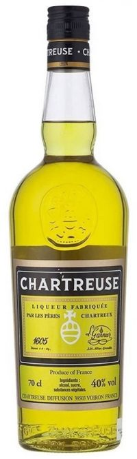Chartreuse Yellow Liqueur 750ml