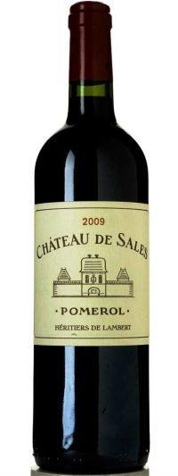 Chateau De Sales Pomerol 750ml
