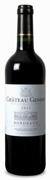 Chateau Genins Bordeaux