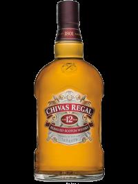 Chivas Regal Scotch Whisky Scotland 12 Yo Blended 1.75L Bottle