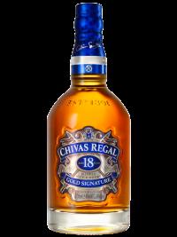 Chivas Regal Scotch Whisky Scotland 18 Yo Blended 750ml Bottle
