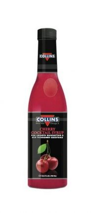 Collins Cherry Cocktail Syrup 750ml