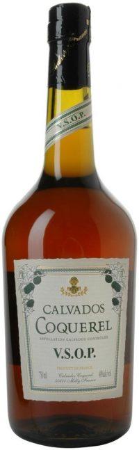 Coquerel Calvados VSOP 750ml