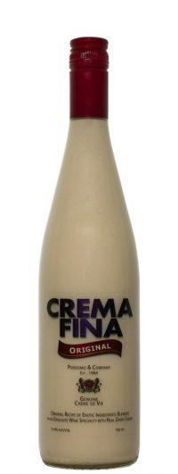 Crema Fina Original 750ml