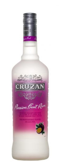 Cruzan Passion Fruit Rum 750ml