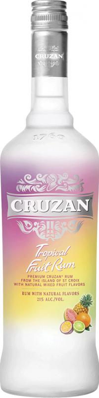 Cruzan Tropical Fruit Rum 750ml