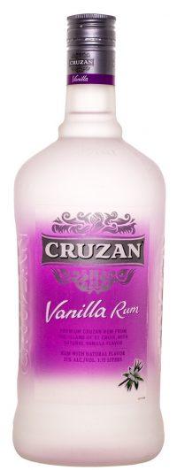 Cruzan Vanilla Rum 1.75L