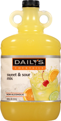 DAILYS SWEET & SOUR COCKTAIL MIX
