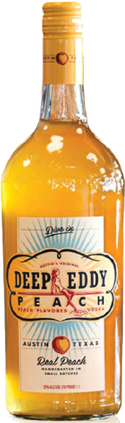DEEP EDDY PEACH 1.75L Spirits VODKA