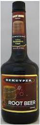 DEKUYPER ROOT BEER SCHN 40