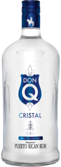 DON Q CRISTAL 1.75L Spirits RUM