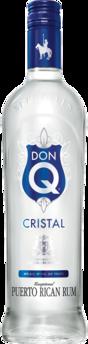 DON Q CRISTAL 750ML Spirits RUM