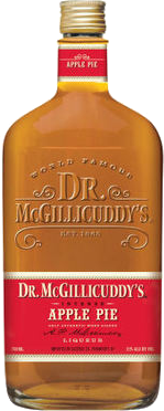 DR McGILLICUDDYS APPLE PIE 750ML Spirits CORDIALS LIQUEURS