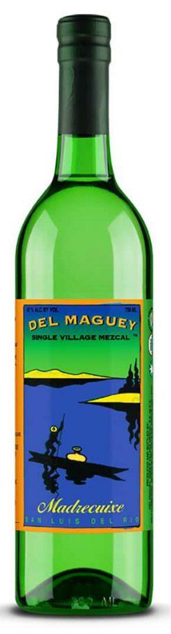 Del Maguey Madrecuixe Mezcal