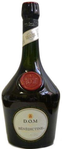 Dom Benedictine Liqueur