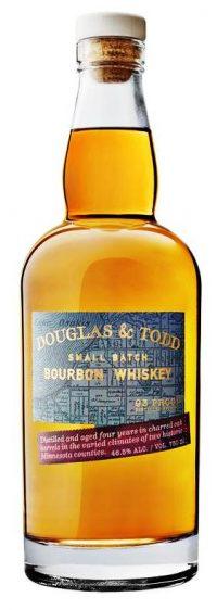Douglas & Todd Small Batch Bourbon