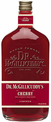 Dr Mcgillicuddys Cherry 750ml