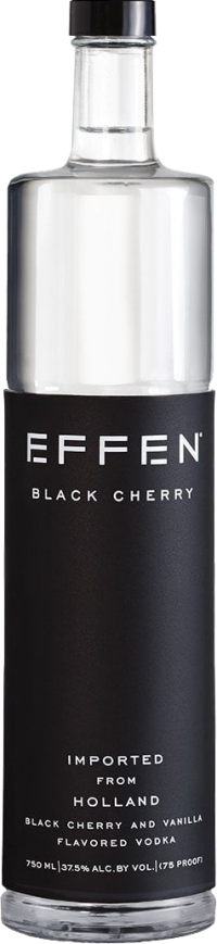 EFFEN VOD BLACK CHERRY 75 1.75L