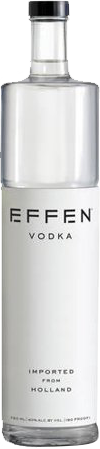 EFFEN VODKA 80 375ML