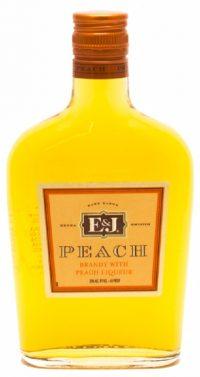 E&J Peach 375ml