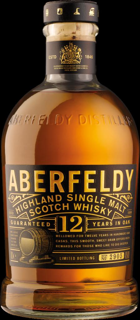 Aberfeldy 12yr 750ml Luekens Wine Amp Spirits