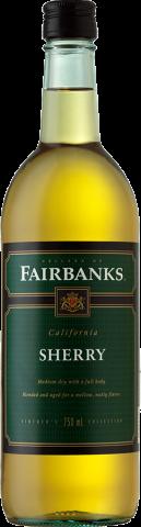 FAIRBANKS SHERRY WINE 750ML_750ML_Wine_DESSERT & FORTIFIED WINE