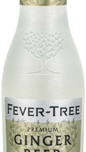 FEVER TREE GINGER BEER 500ML 16.9OZ Non-Alcoholic COCKTAIL MIXERS