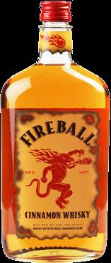 FIREBALL 1.75L Spirits CANADIAN WHISKY